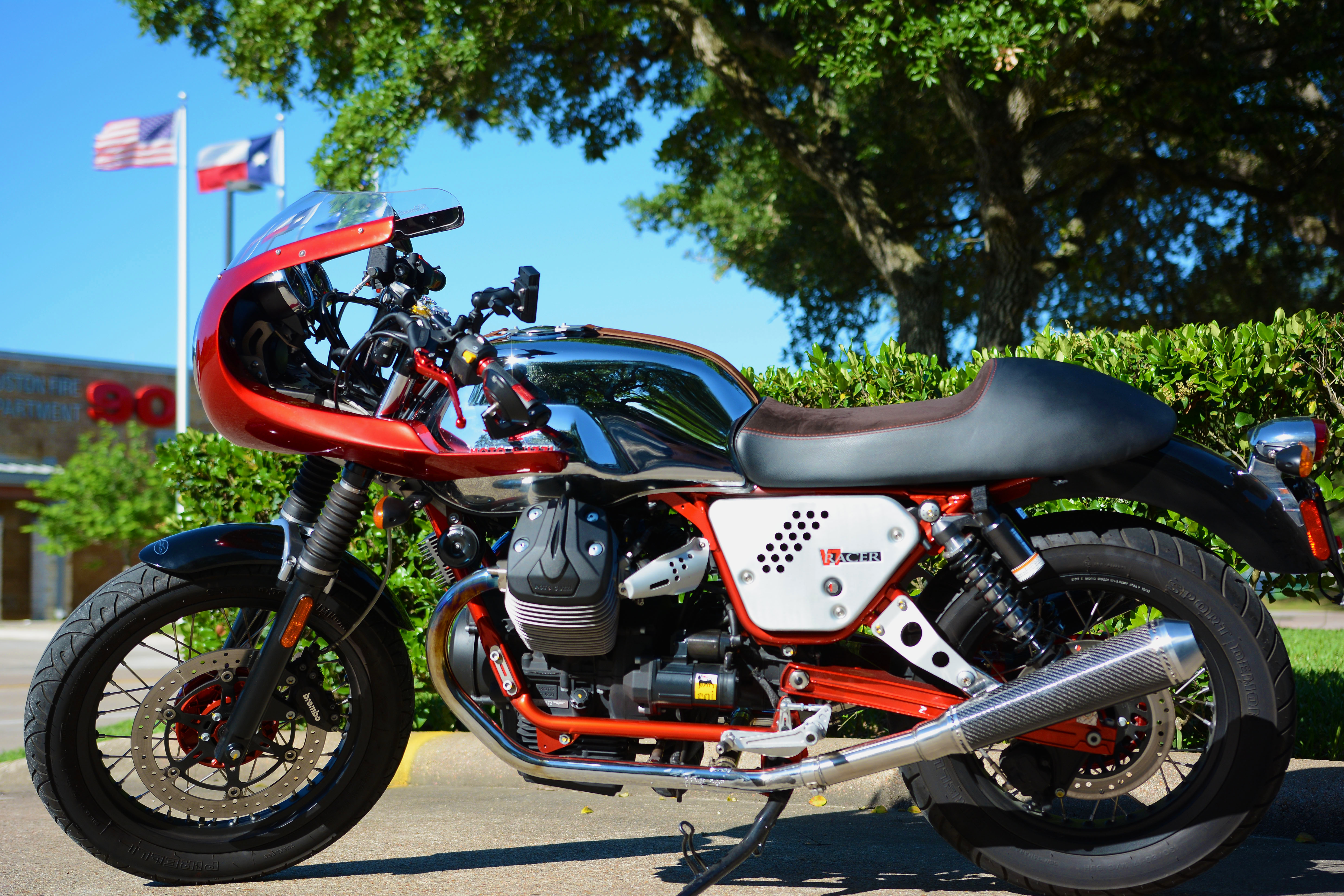 Making the bike of your dreams a reality! We will custom your bike to your specific wants and/or needs!