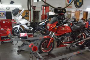 MPH Cycles' shop
